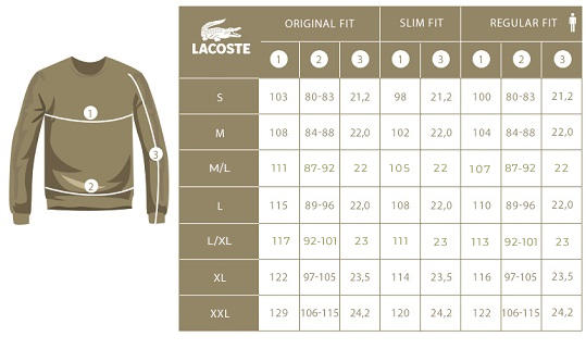 T-shirt Lacoste TH2038 166