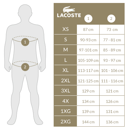 Lacoste T-shirt TH2038-132