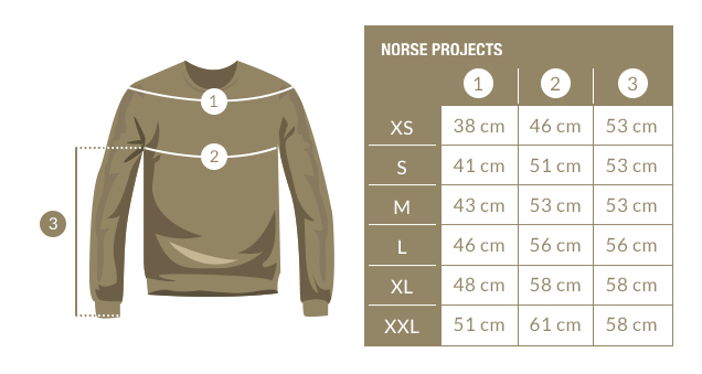 Norse Projects Arild Roll Neck